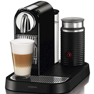 nespresso citiz by magimix m190 espresso machine review espresso machine reviews. Black Bedroom Furniture Sets. Home Design Ideas