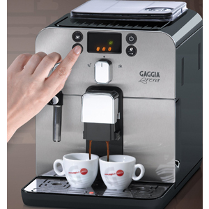 Gaggia Brera Fully Automatic Bean to Cup Espresso Coffee Machine