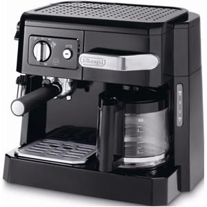 De'Longhi BCO410 Front Loading 15-Bar Combi Coffee Machine