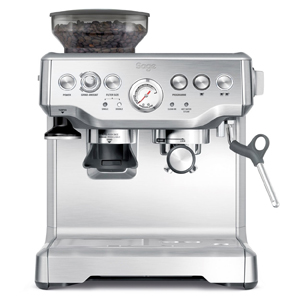 Sage by Heston Blumenthal the Barista Express Coffee Machine