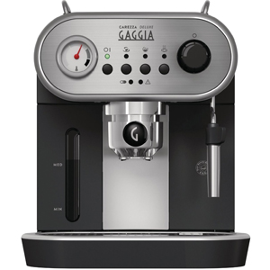 Gaggia RI8525/08 Carezza Manual Espresso Review Espresso Machine Reviews