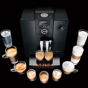 Jura IMPRESSA F8 Coffee Machine