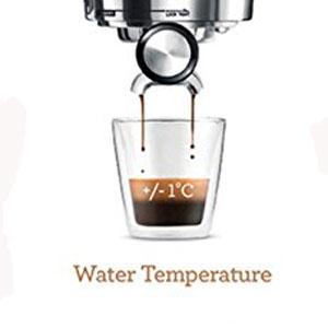 Sage by Heston Blumenthal BES810BSS Duo Temp Pro Espresso Machine
